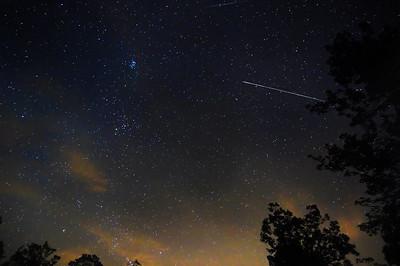 North Carolina Night Skies