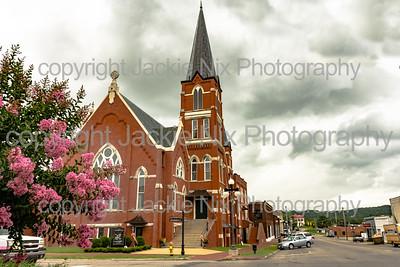 First Methodist Church in Pulaski