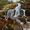 """Laurel Falls in Great Smoky National Park in Tennessee. <br /> <br /> © Kyle Spradley Photography 