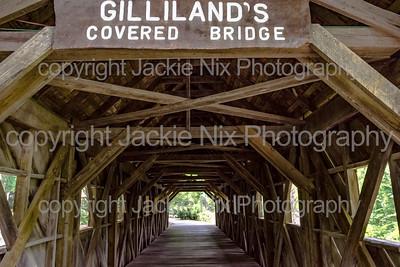 Gilliland's Covered Bridge