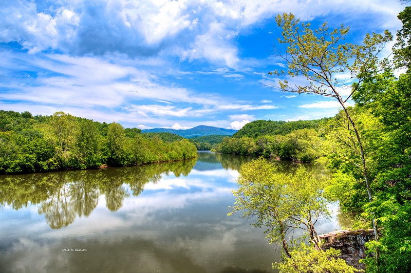 James River Reflections