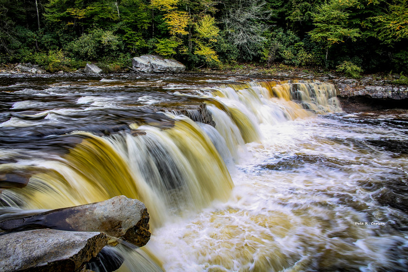 High Falls of the Cheat River