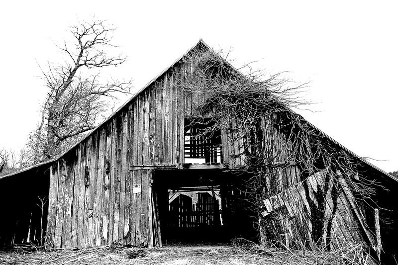 Barn Door Needs Fixing
