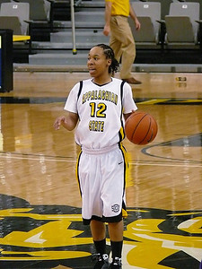 Guard Brittney Spencer