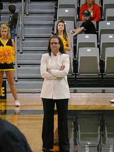 Mountaineer Head Coach Darcie Vincent in her first season at AppState.  She lead a very successful program at a DII college prior to coming to Boone.