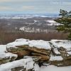 Winter View from Bears Den Rocks