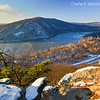 Winter Morning at Weverton Cliffs