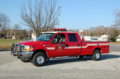 Absecon F-88 2001 Ford F-350 Photo by Chris Tompkins