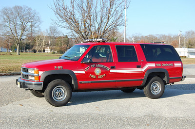 Absecon F-89 1994 Chevy Silverado Photo by Chris Tompkins