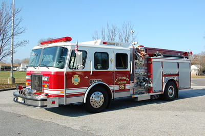 Absecon Engine 85 1993 E-One 1250-750 20A Foam Photo by Chris Tompkins