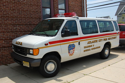 Atlantic City Training Vehicle Photo by Chris Tompkins