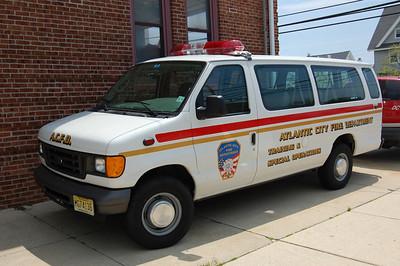 Atlantic City Training Vehicle Photo by Chris Tompkins