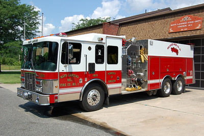 Mays Landing Tanker 18-19 1996 HME-4Guys 1500-2500. Photo by Chris Tompkins