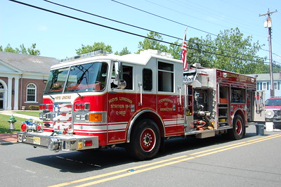 Mays Landing Engine 18-13 1990 E-One Cyclone 1500-1000. Photo by Chris Tompkins