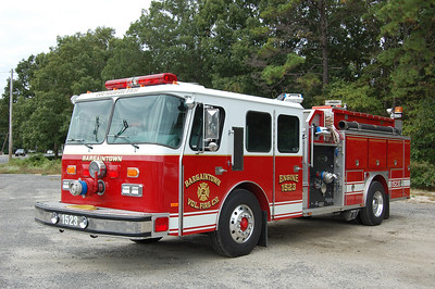 Bargaintown Fire Co. of Egg Harbor Twp Engine 1523 1989 E-One 1250-1000 Photo by Chris Tompkins