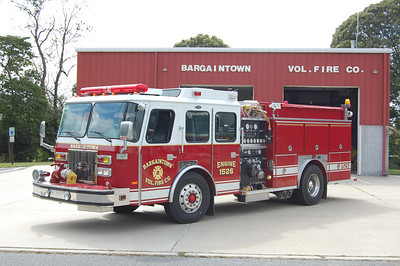 Bargaintown Fire Co. of Egg Harbor Twp Engine 1526 1994 E-One Protector 1250-750 Photo by Chris Tompkins