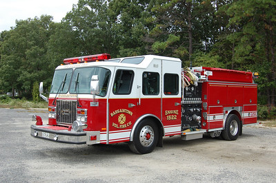 Bargaintown Fire Co. of Egg Harbor Twp. Engine 1522 1999 E-One 1250-750 Photo by Chris Tompkins