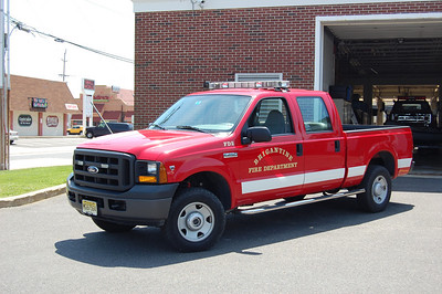 Brigantine FD2 - Utility, a 2005 Ford F-250.  Photo by Chris Tompkins