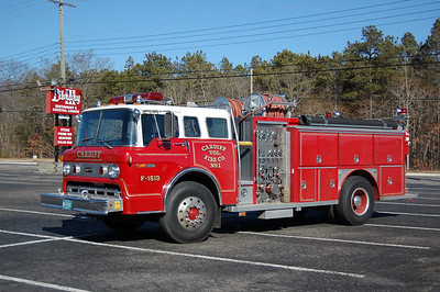 Cardiff Engine 1513 1986 Ford 8000-E-One 1250-1000 Photo by Chris Tompkins