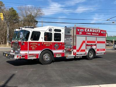 Cardiff Rescue 1517 - Photo courtesy of Cardiff FC #1