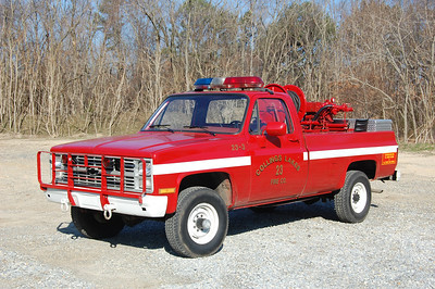Collings Lakes Brush 23-3 1985 Chevy 125-250 Photo by Chris Tompkins