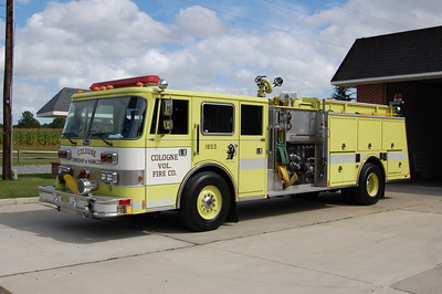 Cologne Engine 18-53 1992 Pierce Arrow 1500-1000 Photo by Chris Tompkins