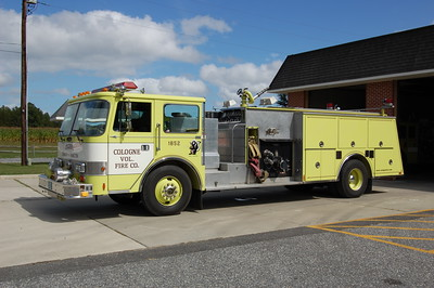 Cologne Engine 18-52 1990 Pierce Arrow 1500-1000 Photos by Chris Tompkins
