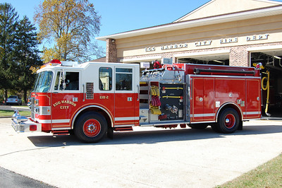 Egg Harbor City Engine 10-2 1996 Pierce Dash 1000-1250 Photo by Chris Tompkins
