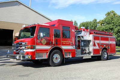 Hammonton Engine 9-9 2009 Pierce Impel 1750-1000 Photo by Chris Tompkins