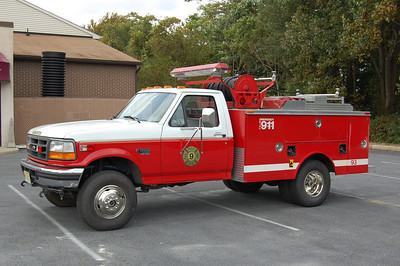 Hammonton Brush 9-3 1995 Ford 350-Reading 400-300 Photo by Chris Tompkins