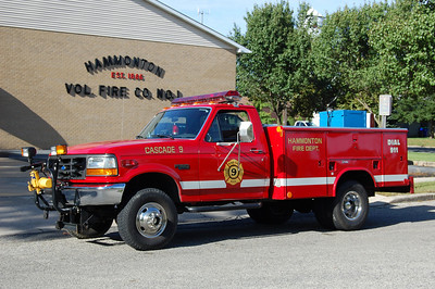Hammonton Cascade 9 1993 Ford 350 - Reading Photos by Chris Tompkins