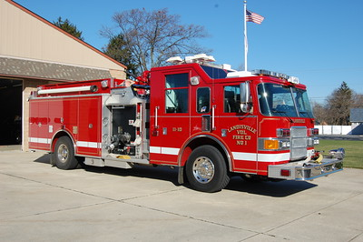 Landisville Engine 11-10 2004 Pierce Enforcer 1500-750 Photo by Chris Tompkins
