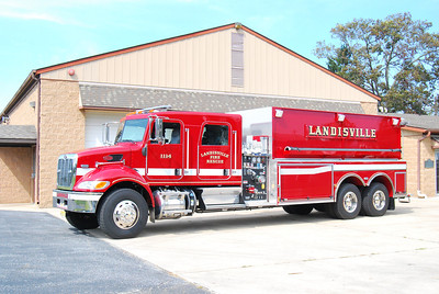 Landisville Tender 11-14 2012 Peterbuilt - Pierce 500-3500 Photo by Chris Tompkins