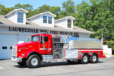 Laureldale Tanker 1839 2012 Kenworth - UST 500-3500 Photo by Chris Tompkins