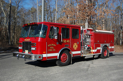 Milmay Engine 1241 1995 E-One Sentry 1000-1000 Photo by Chris Tompkins