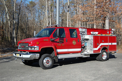 Milmay Engine 1242 2006 GMC-Pierce 500-500 Photo by Chris Tompkins