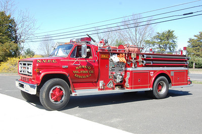 Nesco Engine 16-11 1975 GMC-Tasc 750-800 Photo by Chris Tompkins