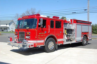 Nesco Engine 16-12 1999 Pierce Saber 1250-1250-30A Photo by Chris Tompkins
