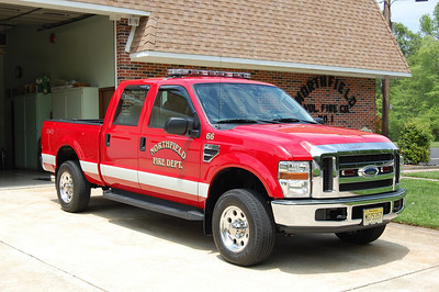 Northfield Utility 66 2007 Ford 250 Photo by Chris Tompkins