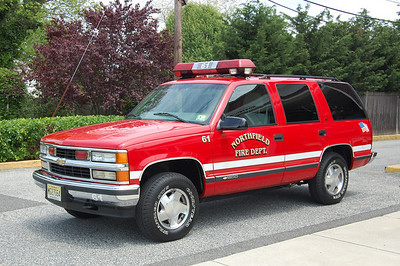 Northfield Chief 61 1999 Chevy Taho Photo by Chris Tompkins