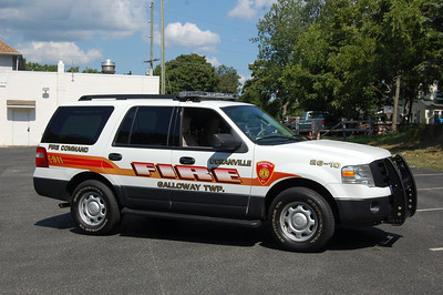 Oceanville Command 26-10 2010 Ford Expedition Photo by Chris Tompkins