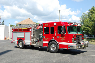 Oceanville Engine 26-14 2010 Spartan Gladiator - 4Guys 1750-1000 40A 40B Photo by Chris Tompkins