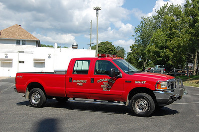 Oceanville Utility 26-17  Ford F250 Photo by Chris Tompkins