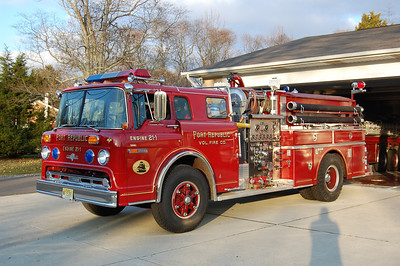 Port Republic Engine 21-1 1984 Ford 800-Grumman 1000-1000 Photo by Chris Tompkins