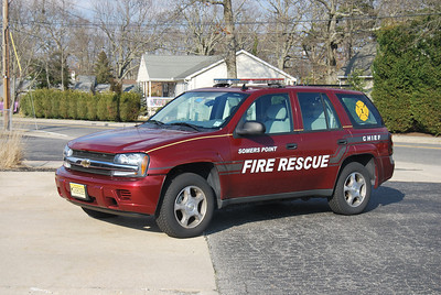 Somers Point Command 400 2007 Chevy TrailBlazer  4X4 Photo by Chris Tompkins
