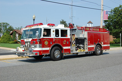 Somers Point Co. 2 Engine 47 2004 Pierce Saber 1000-1500 Photo by Chris Tompkins