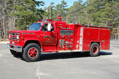 Sweetwater Tanker 16-34 1983 GMC-FMC Roughneck 1000-1250 Photo by Chris Tompkins
