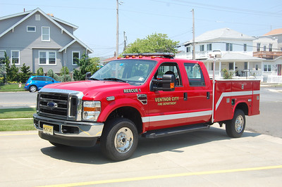 Ventnor City Rescue 1 2010 Ford F350 - Knapheide Photo by Chris Tompkins