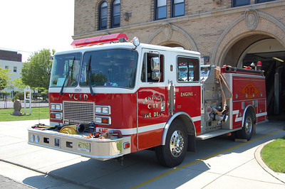 Ventnor City Engine 1 1994 KME 1000gpm 500tank Photo by Chris Tompkins