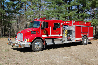 Weekstown Engine 16-22 2006 Kenworth-Pierce 1250-1250 Photo by Chris Tompkins